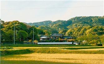 Trải nghiệm vùng đồng quê của Nhật Bản