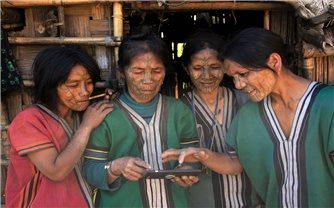 Những tộc người xăm mình ở Đông Nam Á