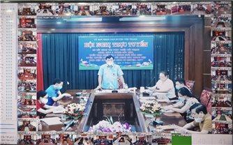 """Đổi mới mô hình truyền thông, ứng phó với dịch Covid-19: """"Điểm sáng"""" tại BHXH huyện Yên Thành"""
