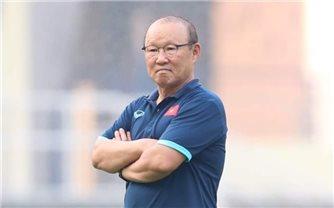 Giai đoạn khó khăn nhất của huấn luyện viên Park Hang Seo