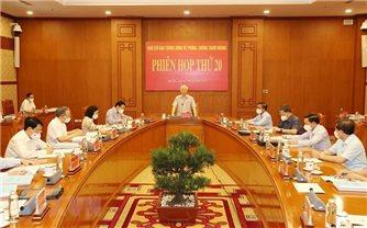 Tổng Bí thư Nguyễn Phú Trọng: Chống tham nhũng mạnh hơn nữa, quyết liệt hơn nữa, hiệu quả cao hơn nữa, không ngừng, không nghỉ và chỉ có tiến lên!