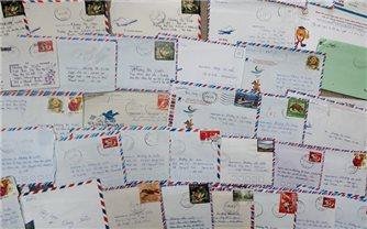 Ai còn nhớ những lá thư tay?