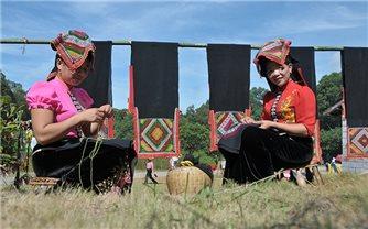 """Không gian văn hóa Thái hiện hữu tại """"Ngôi nhà chung"""""""