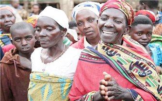 Phụ nữ Burundi hướng đến sự thay đổi về vị thế