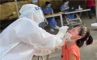 Hà Nội: Trẻ dưới 12 tuổi không bắt buộc xét nghiệm Covid-19