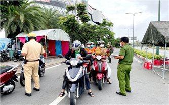 Cảnh giác mưu đồ kích động biểu tình, chống phá giãn cách xã hội