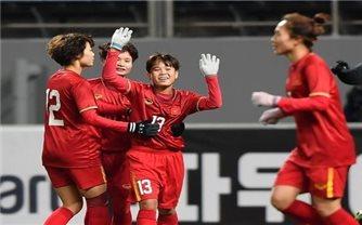 Đội tuyển nữ Việt Nam công bố danh sách 23 cầu thủ tham dự vòng loại Asian Cup 2022