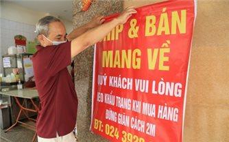 Từ 12h ngày 16/9, Hà Nội cho phép một số cơ sở kinh doanh hoạt động trở lại