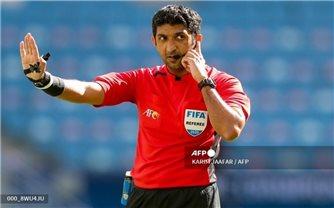 Tổ trọng tài UAE điều hành trận đấu đội tuyển Việt Nam và Trung Quốc