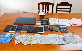 Cần Thơ: Triệt phá đường dây đánh bạc công nghệ cao liên tỉnh quy mô trên 157 tỷ đồng