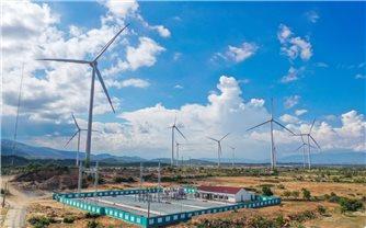 Trungnam Group hoàn thành vận hành thương mại Dự án Điện gió số 5 – Ninh Thuận