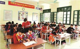 Đào tạo giáo viên tiếng DTTS đáp ứng yêu cầu chương trình giáo dục phổ thông mới