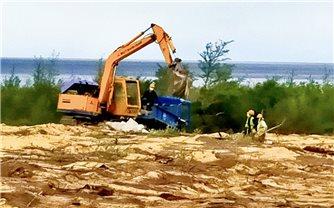 Phù Mỹ (Bình Định): Doanh nghiệp phá sạch rừng phòng hộ - Trách nhiệm thuộc về ai?