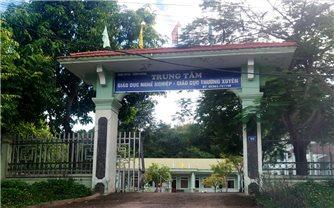 Trung tâm GDNN-GDTT Tương Dương (Nghệ An): Chưa mở lớp tập huấn đã quyết toán kinh phí đào tạo