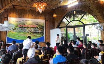 Thanh Hóa: Bồi dưỡng nghiệp vụ du lịch cộng đồng tại Bá Thước