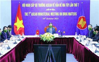 Việt Nam sẽ không khoan nhượng với tội phạm ma túy