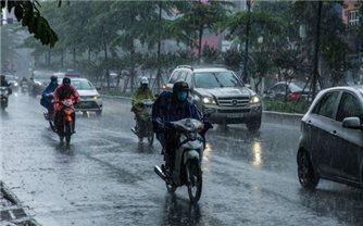 Không khí lạnh tăng cường gây mưa to ở nhiều nơi, cảnh báo lũ trên các sông từ Nghệ An đến Quảng Nam