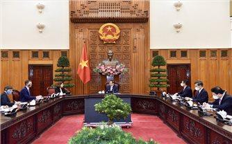 Australia mong muốn đưa quan hệ Đối tác chiến lược với Việt Nam lên tầm cao mới