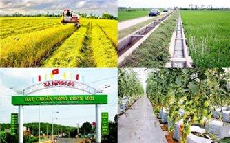 Triển khai Chương trình mục tiêu quốc gia xây dựng nông thôn mới giai đoạn 2021 – 2025