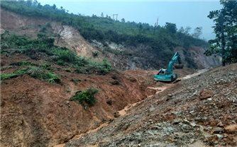 Mưa lũ lớn gây ngập úng và sạt lở đất tại nhiều địa phương