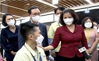 """Bắc Ninh: Triển khai mô hình """"3 cùng"""" để khôi phục sản xuất"""