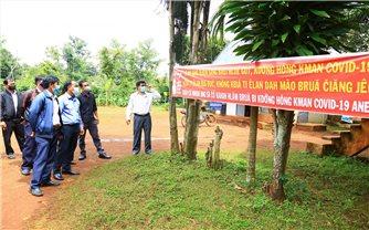 Ban Dân tộc Đắk Lắk triển khai nhiều giải pháp tuyên truyền phòng chống dịch Covid-19 trong vùng đồng bào DTTS