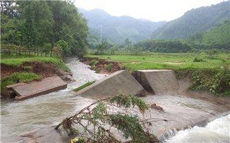 Quảng Trị: Mưa lớn gây thiệt hại, các địa phương lên phương án khắc phục