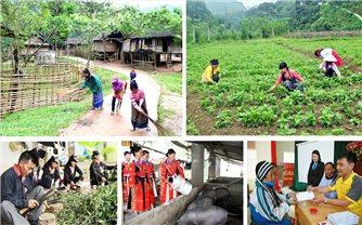 Đẩy mạnh thực hiện các chính sách giảm nghèo bền vững nhân Ngày Vì người nghèo Việt Nam