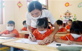 Bộ GD&ĐT: Hướng dẫn tổ chức dạy học trực tiếp trong tình hình mới