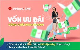 Nhiều ưu đãi cho khách hàng nhân dịp Ngày Phụ nữ Việt Nam
