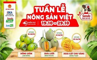 Đưa nông sản Việt lên sàn thương mại điện tử