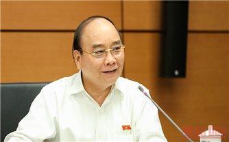 Chủ tịch nước Nguyễn Xuân Phúc: Mở cửa để phát triển đất nước