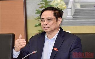 Thủ tướng Phạm Minh Chính: Cả thế giới bất ngờ với chủng Delta