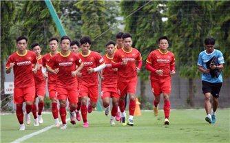 Chốt danh sách chính thức 23 cầu thủ tham dự vòng loại U23 châu Á 2022
