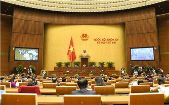 Kỳ họp thứ hai, Quốc hội khóa XV: Quan tâm hơn nữa đến công tác dân tộc