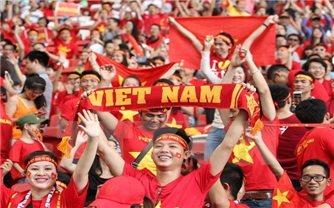 Bán vé theo hình thức trực tuyến cho khán giả vào sân cổ vũ đội tuyển Việt Nam