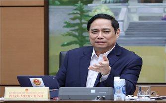 Thủ tướng Phạm Minh Chính: Bảo đảm an sinh xã hội phải dựa trên ba trụ cột