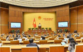 Thông cáo báo chí số 5 Kỳ họp thứ 2, Quốc hội khóa XV
