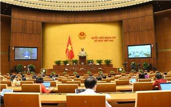 Thông cáo báo chí số 6 Kỳ họp thứ 2, Quốc hội khóa XV