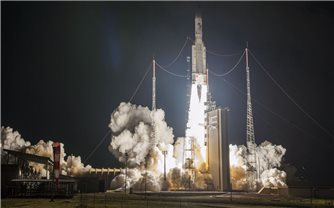 Pháp phóng thành công vệ tinh quân sự hiện đại vào quỹ đạo Trái Đất