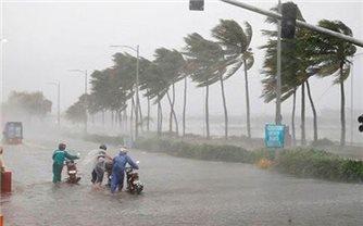 Áp thấp nhiệt đới gây mưa to nhiều nơi, cảnh báo lũ quét trên các sông