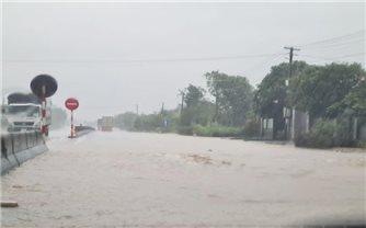 Bắc Trung bộ tiếp tục mưa, nguy cơ ngập úng vùng trũng đã hiện hữu