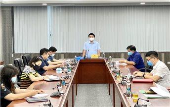 Bộ trưởng, Chủ nhiệm UBDT Hầu A Lềnh làm việc các Vụ, đơn vị