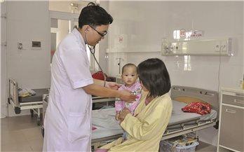 Số ca mắc bệnh tay - chân - miệng ở nhiều địa phương đang tăng