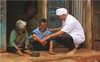 Đăk Đoa (Gia Lai): Nỗ lực đẩy lùi bệnh phong
