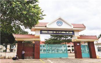 """TP. Buôn Ma Thuột (Đăk Lăk): """"Nóng"""" chuyện thu các khoản đầu năm học"""