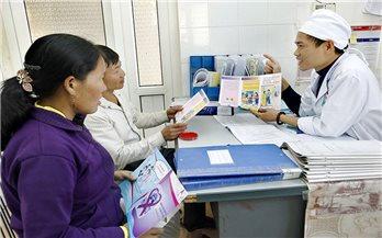 Nhân rộng các mô hình phòng chống HIV/AIDS