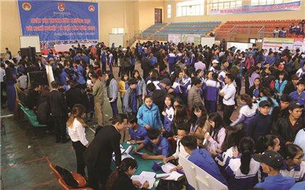Quảng Trị: Giải quyết việc làm hiệu quả cho thanh niên DTTS