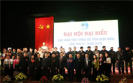 Đại hội Đại biểu các DTTS tỉnh Điện Biên lần thứ III năm 2019