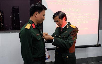 Ủy ban Dân tộc: Gặp mặt truyền thống nhân kỷ niệm Ngày thành lập Quân đội Nhân dân Việt Nam